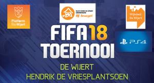 Fifa 18 Toernooi @ Hendrik de Vriesplantsoen | Groningen | Groningen | Nederland